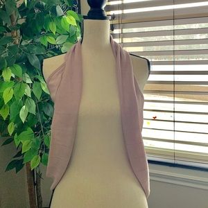 Jackets & Blazers - Drape vest